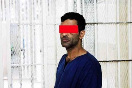 قاتل فراری قبل از خودکشی دستگیر شد +عکس