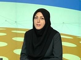 اعتراض مجری زن به علی ضیا: چرا اینستا رو ریختید تو تلویزیون؟!/ عکس