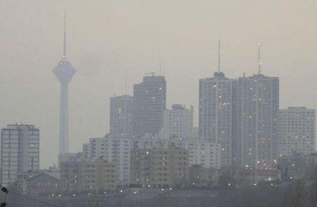 وجود آلایندهها در ۴ کلانشهر تا پنجشنبه / احتمال ورود موج بارشی از آخر هفته