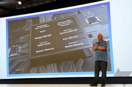 اخبار,اخبار تکنولوژی,پردازنده اسنپ دراگون 845