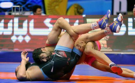 ایران با شکست آمریکا قهرمان کشتی آزاد باشگاه های جهان شد