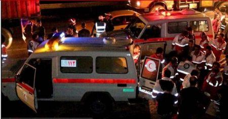 مصدومیت ۱۲ نفر در حوادث رانندگی کهگیلویه و بویراحمد
