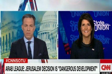 اخبار,اخبار سیاست خارجی,نیکیهیلی