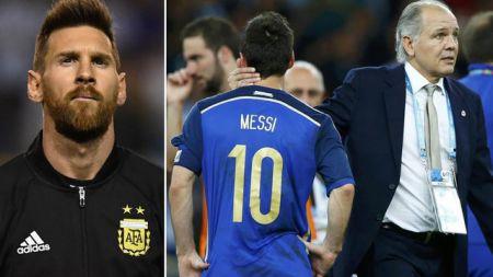 مسی: امیدوارم فوتبال بدهیاش را به من جبران کند