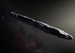 اخبار,اخبار علمی, سیارکی به شکل سیگار برگ