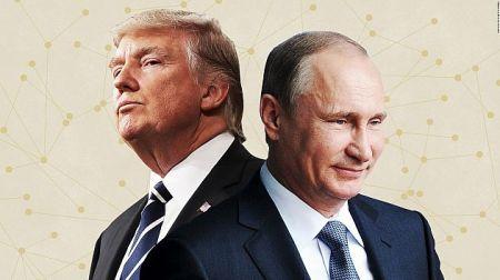 اخبار,اخبار بین الملل,پوتین و ترامپ