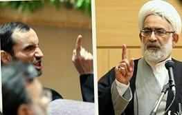 توپخانه احمدینژادیها به سمت دادستان کل/ بقایی: اگر به جنابعالی برنمیخورد استعفا دهید!