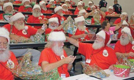 اخبار,اخبار گوناگون,مدرسه بابانوئلها