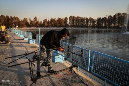 مسابقات ماهیگیری سال 96 مسابقه ماهیگیری ورزشی در تهران
