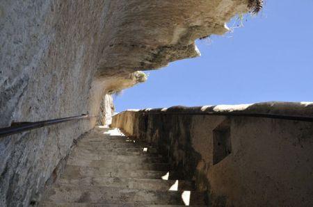 اخبار,اخبارگوناگون,پلههای دیدنی شاه آراگون