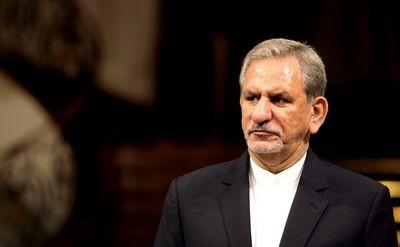جهانگیری: تحریمهای آمریکا باعث تقویت توان داخلی و افزایش تولید ملی ایران شده است