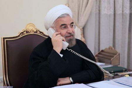 روحانی در تماس تلفنی رییس جمهور سوریه: تهران آماده مشارکت فعال در روند بازسازی سوریه است