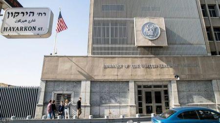 ترامپ اعلام وضعیت سفارت آمریکا در اسرائیل را به تعویق انداخت