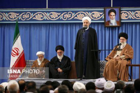 روحانی : ایران در برابر تجاوز استکبار نسبت به مقدسات اسلامی صبر و تحمل نخواهد داشت