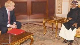 سفر نادر وزیر خارجه انگلیس به عمان/ جانسون پیش از سفر به تهران وارد مسقط شد