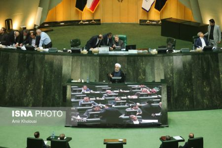 روحانی: ریشه مسکن مهر غلط بود/بودجه امسال تبلور وعدههای انتخاباتی است