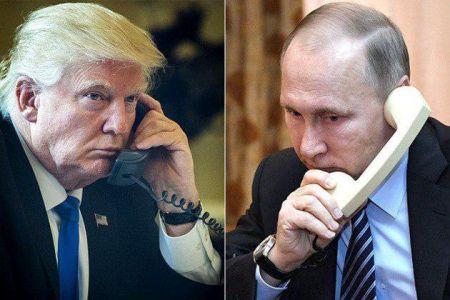 گفتوگوی تلفنی ترامپ و پوتین درباره کره شمالی