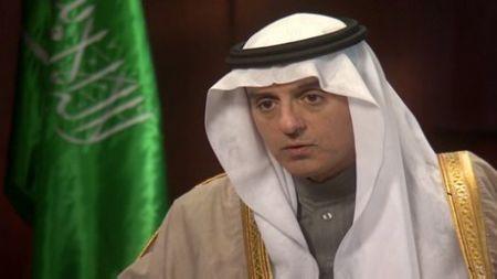 عادل الجبیر: حریری برای استعفای رسمی به لبنان بازگشته بود