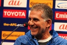 موافقت کیروش با بازی ایران و برزیل