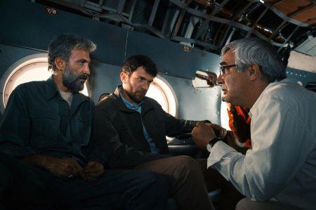 انتشار نخستین تصویر از هادی حجازیفر و بابک حمیدیان در فیلم سینمایی به وقت شام