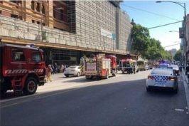 زخمی شدن 19 تن در حمله یک خودرو به عابران در ملبورن