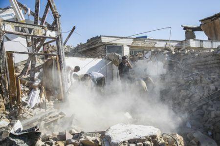 چرا زلزله مرزی کرمانشاه در عراق، فقط 7 کشته داشت؟