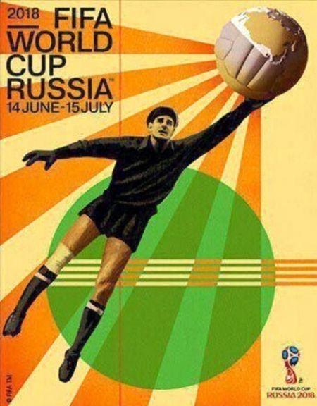 اخبارورزشی  ,خبرهای  ورزشی ,پوستر جام جهانی 2018