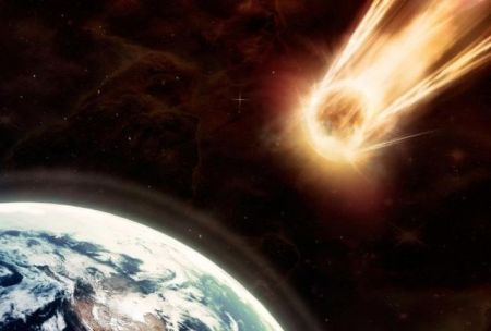 اخبار,اخبار علمی,برخورد شهاب سنگ با زمین