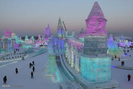 پیش بینی کنکور ریاضی 96 انجمن راسخون - جشنواره بناهای یخی هاربین (+تصاویر)