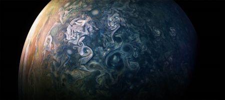 اخبار,اخبار علمی,آسمان آبیفام سیاره مشتری