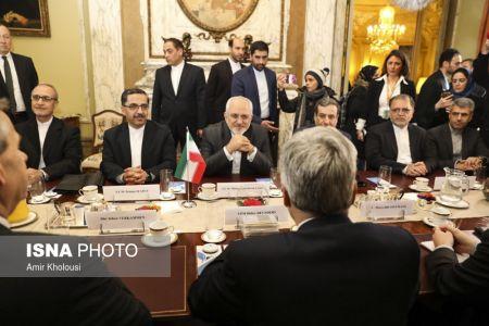 اخبار,عکس خبری,دیدار وزیر امور خارجه ایران و بلژیک