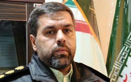 اخبار,اخبار حوادث,سرهنگ محمدرضا آمویی
