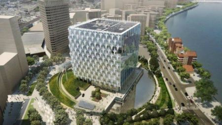 اخبار,اخبار بین الملل,ساختمان جدید سفارت آمریکا در لندن