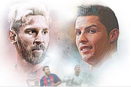 اخبار,اخبار ورزشی,مسی و رونالدو