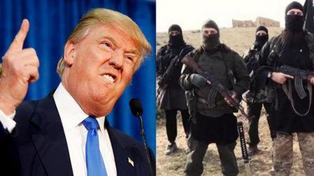 داعش ترامپ را تهدید کرد