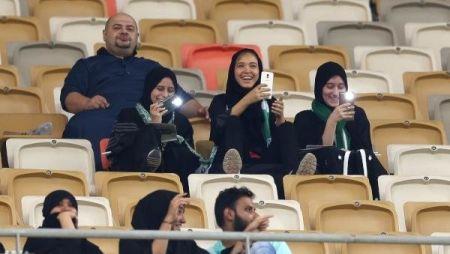 اخبار,اخبارورزشی ونتایج مسابقات,ورودزنان عربستانی به ورزشگاه