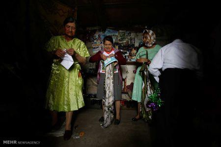اخبار,اخبارگوناگون,رقص شیطان در اکوادور