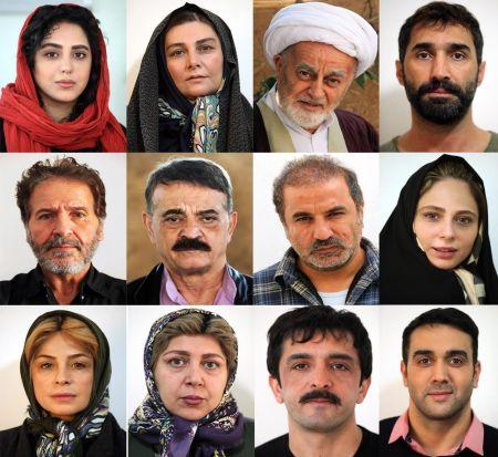 اخبار,اخبارفرهنگی وهنری,تصاویر نهایی از تست گریم بازیگران فیلم جدید محمدحسین لطیفی با عنوان «به وقت خماری»