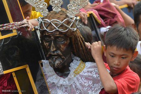 اخبار,اخبارگوناگون,مراسم مذهبی «بلک نازارنه» در فیلیپین