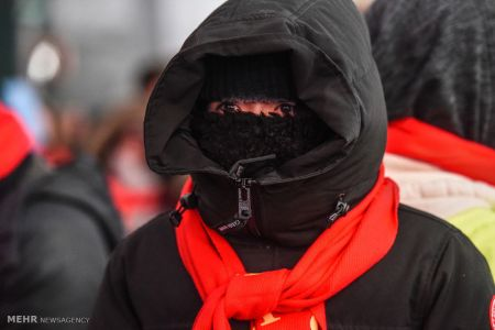 اخبار,اخبارگوناگون,زمستان سرد در نیمکره شمالی