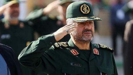 سخنان مهم فرمانده کل سپاه: احتمال دخالت یک یک مسئول سابق در اغتشاشات