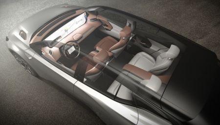 اخبار,تصاویروسایل نقلیه,خودروی الکتریکی پیشرفته چینیها در لاسوگاس