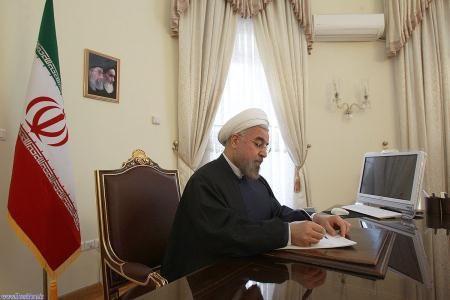 روحانی ۲ قانون مصوب مجلس را برای اجرا ابلاغ کرد