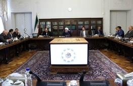 روحانی: دستیابی به بازارها صادراتی و حفظ آن بسیار مهم است