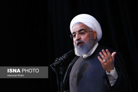 روحانی : مردم به حق می گویند ما را ببینید/محدود شدن خواست مردم به اقتصاد آدرس غلط و توهین به مردم است