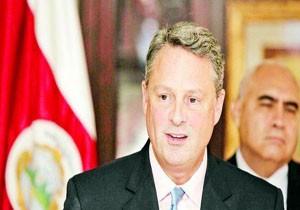 اخباربین الملل ,خبرهای بین الملل,سفیر آمریکا در پاناما