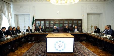 جلسه مشترک ستاد اقتصادی دولت و اعضای هیات رییسه کمیسیون تلفیق مجلس برگزار شد