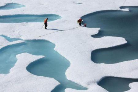 اخبار علمی,خبرهای   علمی, ذوب شدن یخهای قطبی
