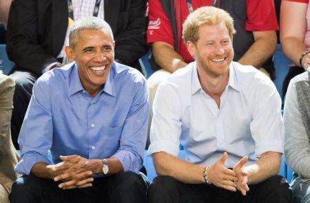 دولت انگلیس از شاهزاده هری خواست اوباما را دعوت نکند