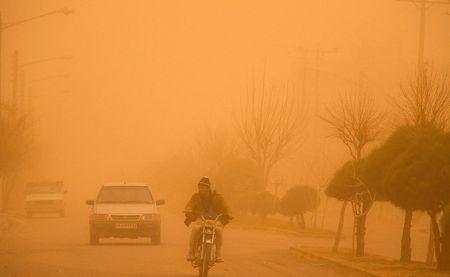 حل مشکل گرد و غبار جنوبشرق اهواز ظرف ۲ سال
